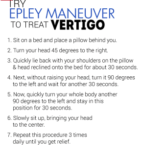 Epley Maneuver picture
